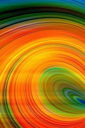 Bog, paperback Website Password Organizer Abstract Color Splash Pattern 1 af Unique Journal
