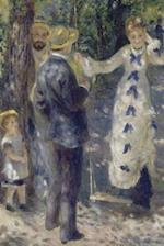 Pierre-Auguste Renoir's 'The Swing' Art of Life Journal (Lined)