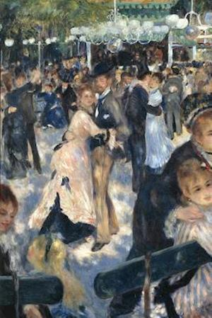 Bog, paperback Pierre-Auguste Renoir's 'Dance at Le Moulin de La Galette' Art of Life Journal ( af Ted E. Bear Press
