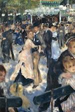 Pierre-Auguste Renoir's 'Dance at Le Moulin de La Galette' Art of Life Journal (