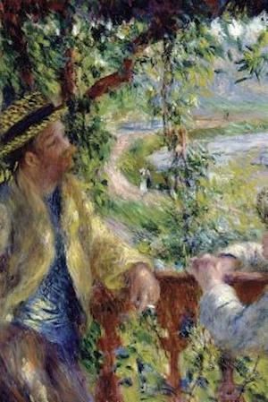 Bog, paperback Pierre-Auguste Renoir's 'by the Water' Art of Life Journal (Lined) af Ted E. Bear Press