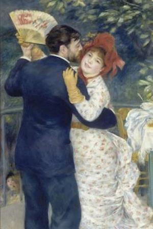 Bog, paperback Pierre-Auguste Renoir's 'Country Dance' Art of Life Journal (Lined) af Ted E. Bear Press