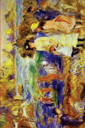 Bog, paperback Pierre-Auguste Renoir's 'Children on the Beach of Guernesey' Art of Life Journal af Ted E. Bear Press