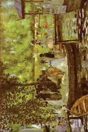Bog, paperback Pierre-Auguste Renoir's 'la Grenouillere' Art of Life Journal (Lined) af Ted E. Bear Press