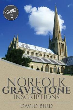 Bog, paperback Norfolk Gravestone Inscriptions af David Bird