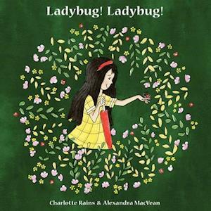 Bog, paperback Ladybug! Ladybug! af C. J. Rains