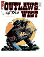 Outlaws of the West # 13