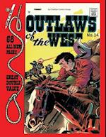 Outlaws of the West # 14
