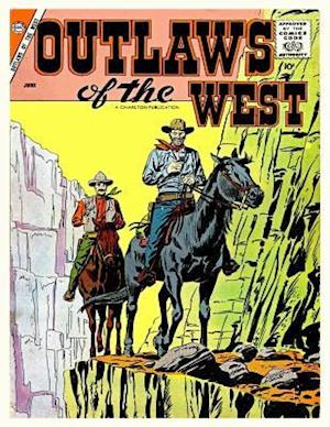 Outlaws of the West # 15