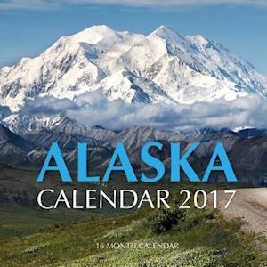 Bog, paperback Alaska Calendar 2017 af David Mann