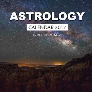 Bog, paperback Astrology Calendar 2017 af David Mann