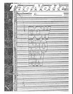 Tagnotte, Strasbourg, Graffiti Crew, Notebook af Tagnotte