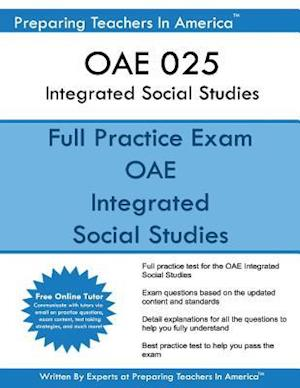 Bog, paperback Oae 025 Integrated Social Studies af Preparing Teachers in America