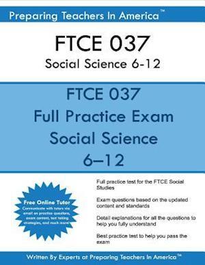 Bog, paperback Ftce 037 Social Science 6-12 af Preparing Teachers in America