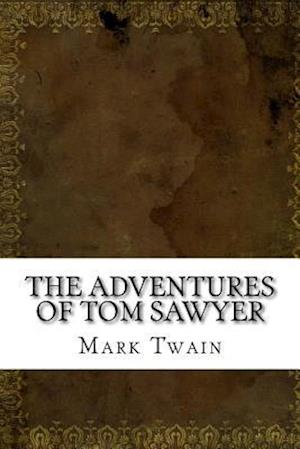 Bog, paperback The Adventures of Tom Sawyer af Twain Mark