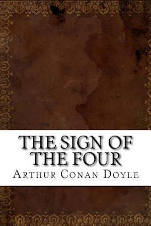 Bog, paperback The Sign of the Four af Arthur Conan Doyle