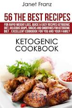 Ketogenic Cookbook af Janet Franz