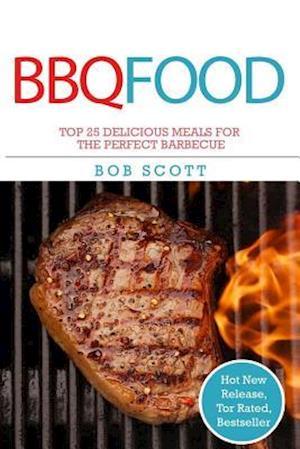Bog, paperback BBQ Food af Bob Scott
