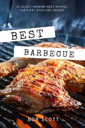 Bog, paperback Best Barbecue af Bob Scott