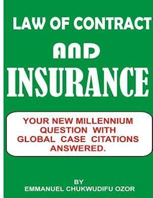 Bog, paperback Law of Contract and Insurance af Emmanuel Chukwudifu Ozor