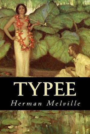 Bog, paperback Typee af Herman Melville