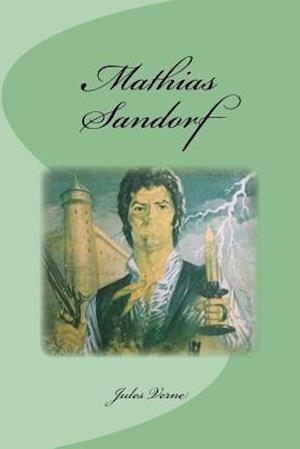Bog, paperback Mathias Sandorf af Jules Verne