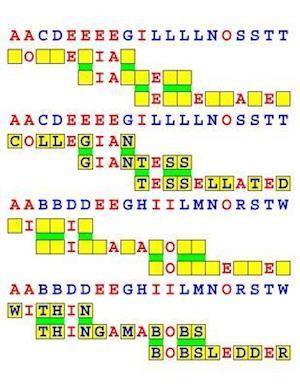 Bog, paperback Joinword Puzzles 84rgb af MR Francis Gurtowski