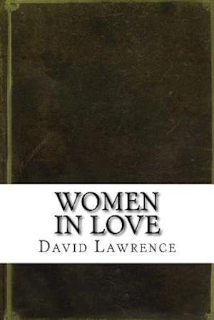 Bog, paperback Women in Love af David Herbert Lawrence