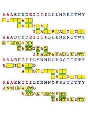 Bog, paperback Joinword Puzzles 88rgb af MR Francis Gurtowski