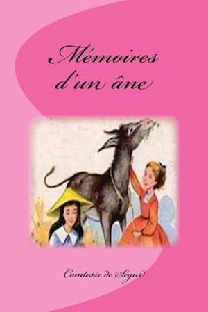 Bog, paperback Memoires D'Un Ane af Comtesse De Segur