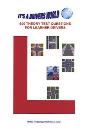 Bog, paperback 600 Theory Test Questions for Learner Drivers af James Duggan