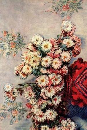 Bog, paperback Claude Monet's 'Still Life with Chrysanthemums' Art of Life Journal (Lined) af Ted E. Bear Press