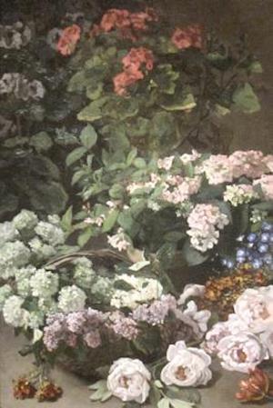 Bog, paperback Claude Monet's 'Spring Flowers' Art of Life Journal (Lined) af Ted E. Bear Press