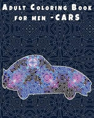 Bog, paperback Adult Coloring Book - Cars af Splash Coloring Books