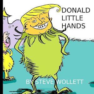 Bog, paperback Donald Little Hands af Dr Steve Wollett