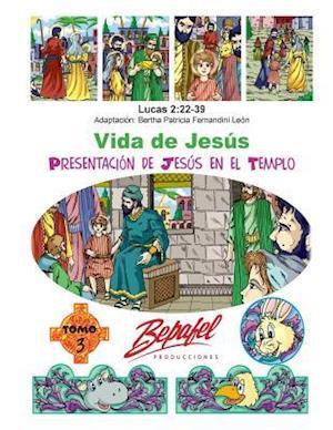 Bog, paperback Vida de Jesus-Presentacion de Jesus En El Templo af Bertha Patricia Fernandini Leon
