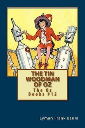 Bog, paperback The Tin Woodman of Oz af Lyman Frank Baum