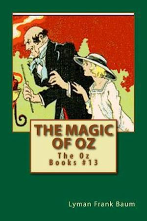 Bog, paperback The Magic of Oz af Lyman Frank Baum