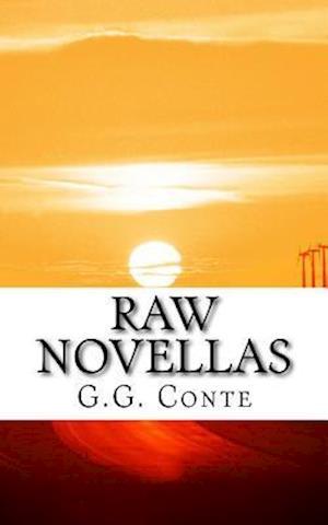 Bog, paperback Raw Novellas af G. G. Conte