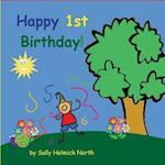 Happy First Birthday! (Boy Version)
