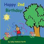 Happy Second Birthday!