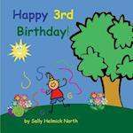 Happy Third Birthday! (Boy Version)