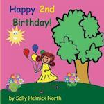 Happy Second Birthday! (Girl Version)