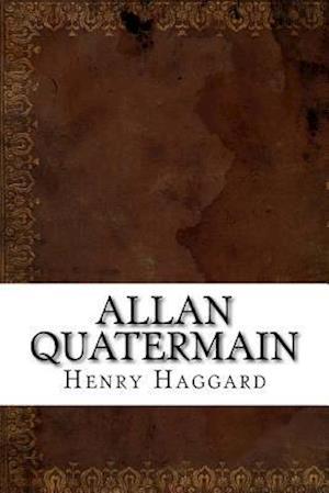 Bog, paperback Allan Quatermain af Henry Rider Haggard