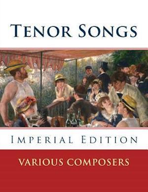 Bog, paperback Tenor Songs af Various