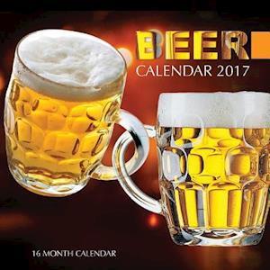 Bog, paperback Beer Calendar 2017 af David Mann