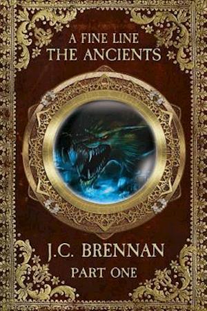 Bog, paperback A Fine Line af JC Brennan