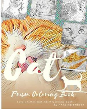 Bog, paperback Kitten Cat Coloring Book af Anna Harembeat