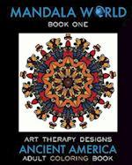 Mandala World af Art Therapy Designs, Maya Necalli