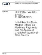 Hospital Value- Based Purchasing